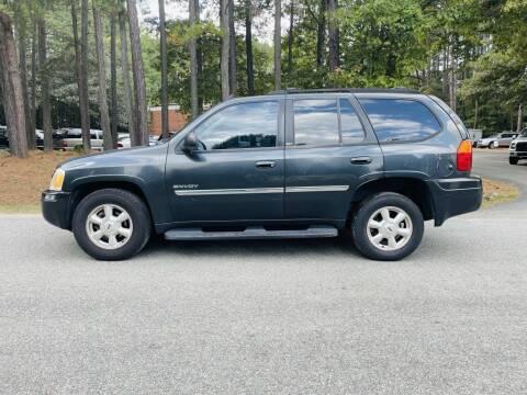 2006 GMC Envoy for sale at H&C Auto in Oilville VA