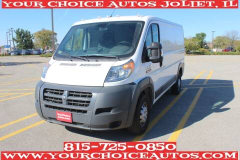 2016 RAM ProMaster Cargo for sale at Your Choice Autos - Joliet in Joliet IL