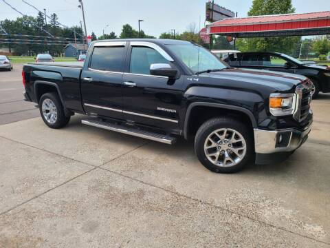 2014 GMC Sierra 1500 for sale at Rum River Auto Sales in Cambridge MN