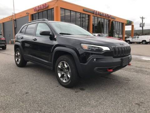 2019 Jeep Cherokee for sale at VA Cars Inc in Richmond VA