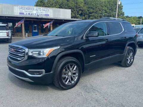 2017 GMC Acadia for sale at Greenbrier Auto Sales in Greenbrier AR