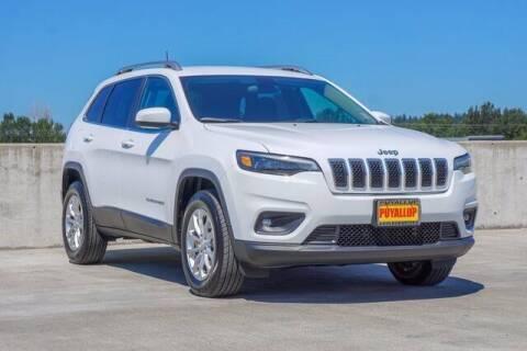 2019 Jeep Cherokee for sale at Washington Auto Credit in Puyallup WA