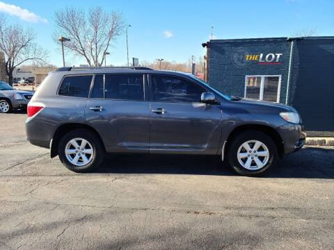 2010 Toyota Highlander for sale at THE LOT in Sioux Falls SD
