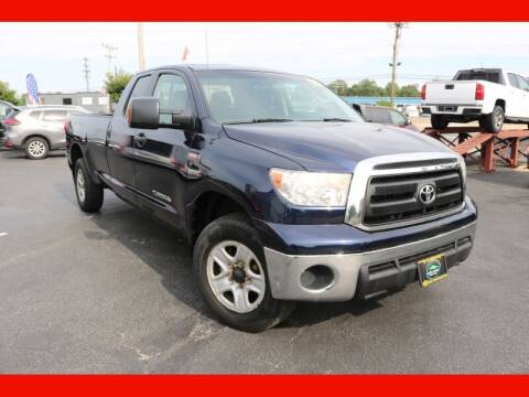 2010 Toyota Tundra for sale at AUTO POINT USED CARS in Rosedale MD