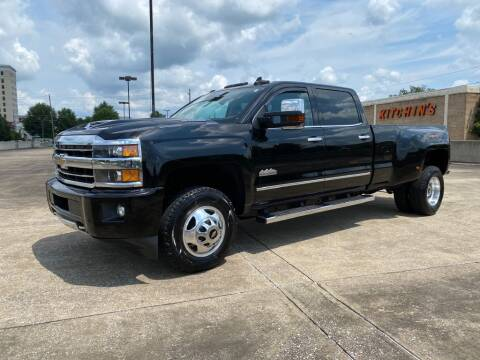 2019 Chevrolet Silverado 3500HD for sale at Heavy Metal Automotive LLC in Anniston AL