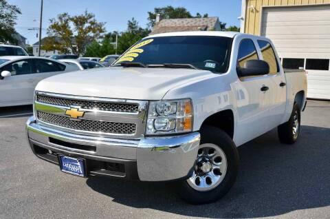 2012 Chevrolet Silverado 1500 for sale at Lighthouse Motors Inc. in Pleasantville NJ
