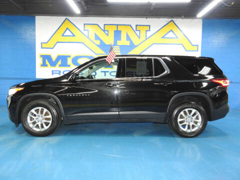 2019 Chevrolet Traverse for sale at ANNA MOTORS, INC. in Detroit MI