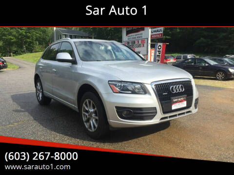 2010 Audi Q5 for sale at Sar Auto 1 in Belmont NH