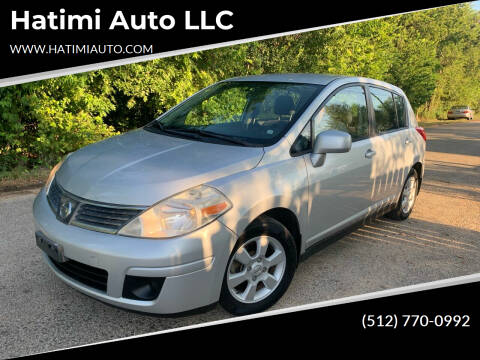 2009 Nissan Versa for sale at Hatimi Auto LLC in Buda TX