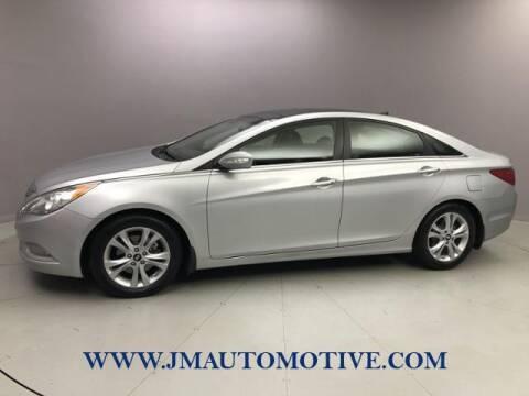 2012 Hyundai Sonata for sale at J & M Automotive in Naugatuck CT