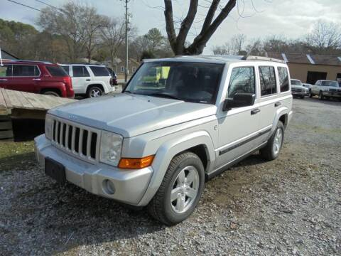 2006 Jeep Commander for sale at Curtis Lewis Motor Co in Rockmart GA