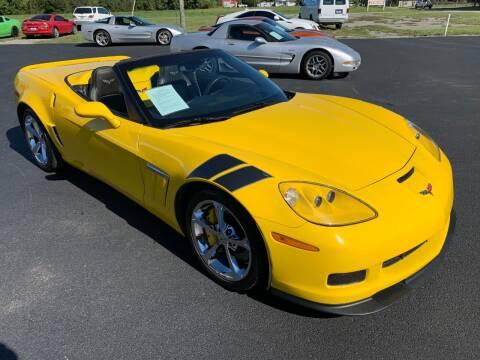 2011 Chevrolet Corvette for sale at Hillside Motors in Jamestown KY