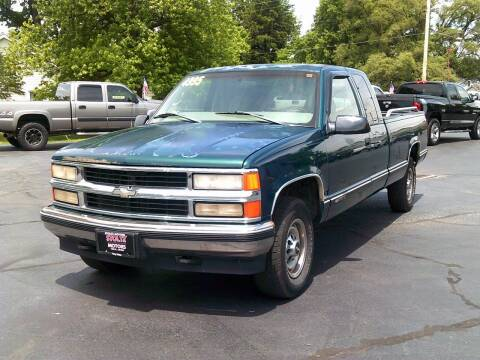 1998 Chevrolet C/K 2500 Series for sale at Stoltz Motors in Troy OH