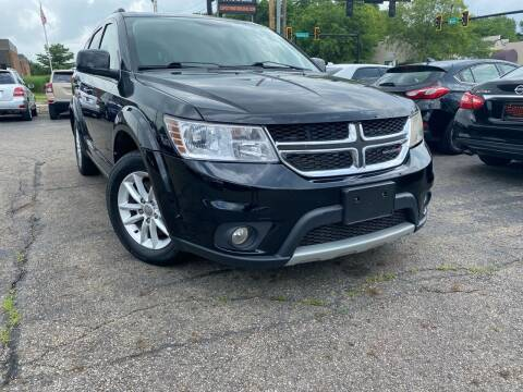 2017 Dodge Journey for sale at Cap City Motors LLC in Columbus OH
