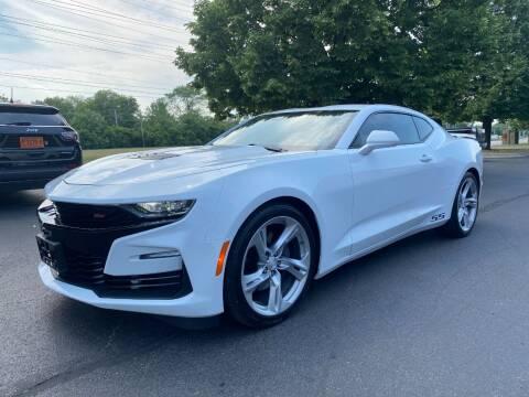 2019 Chevrolet Camaro for sale at VK Auto Imports in Wheeling IL