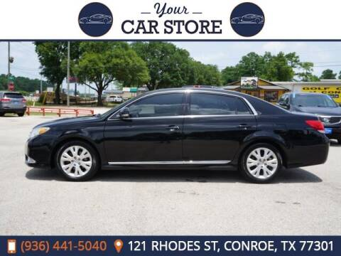2012 Toyota Avalon for sale at Your Car Store in Conroe TX