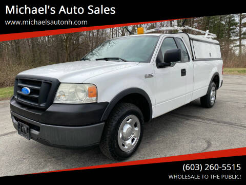 2006 Ford F-150 for sale at Michael's Auto Sales in Derry NH