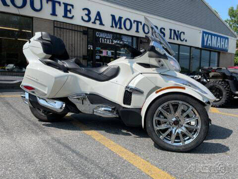 2014 Can-Am Spyder for sale at ROUTE 3A MOTORS INC in North Chelmsford MA