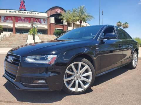 2014 Audi A4 for sale at Arizona Auto Resource in Tempe AZ