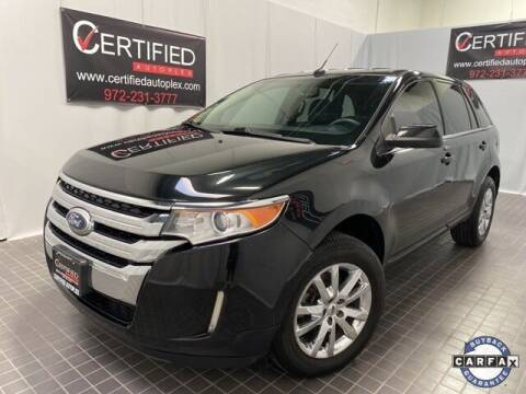 2014 Ford Edge for sale at CERTIFIED AUTOPLEX INC in Dallas TX
