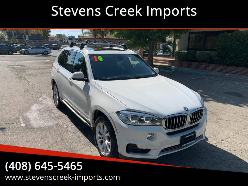 2014 BMW X5 for sale at Stevens Creek Imports in San Jose CA