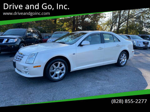 2006 Cadillac STS for sale at Drive and Go, Inc. in Hickory NC