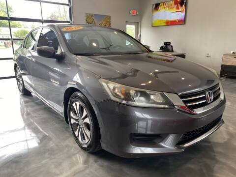 2014 Honda Accord for sale at Crossroads Car & Truck in Milford OH