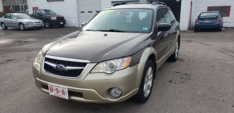 2008 Subaru Outback for sale at Union Street Auto in Manchester NH