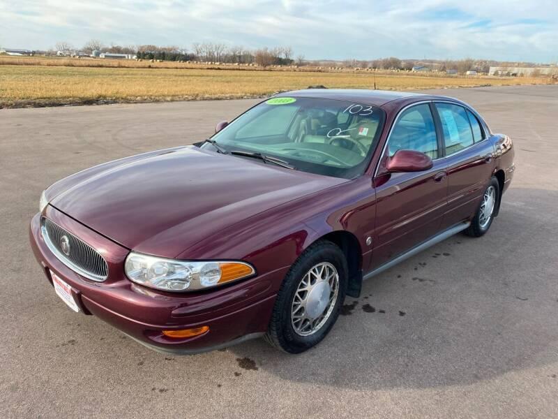 2003 Buick LeSabre for sale at De Anda Auto Sales in South Sioux City NE