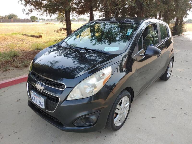 2013 Chevrolet Spark for sale at Gold Rush Auto Wholesale in Sanger CA