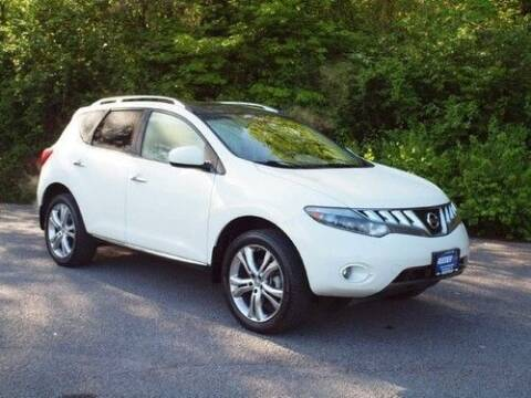 2009 Nissan Murano for sale at Best Wheels Imports in Johnston RI