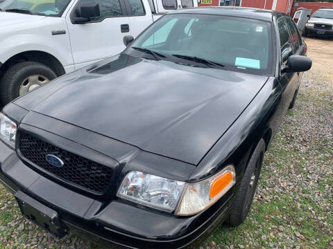 2011 Ford Crown Victoria for sale at Augusta Motors in Augusta GA
