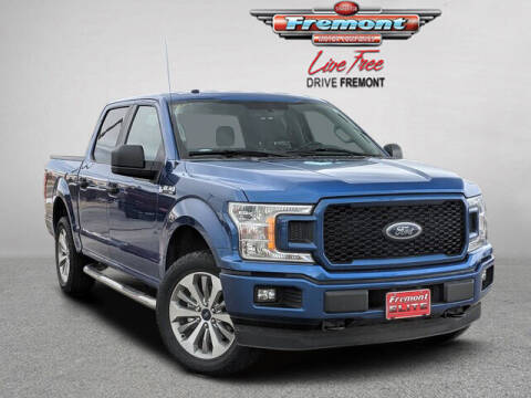2018 Ford F-150 for sale at Rocky Mountain Commercial Trucks in Casper WY