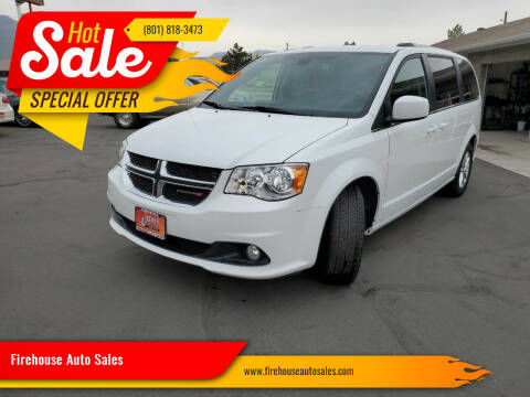 2019 Dodge Grand Caravan for sale at Firehouse Auto Sales in Springville UT
