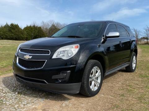 2012 Chevrolet Equinox for sale at TINKER MOTOR COMPANY in Indianola OK
