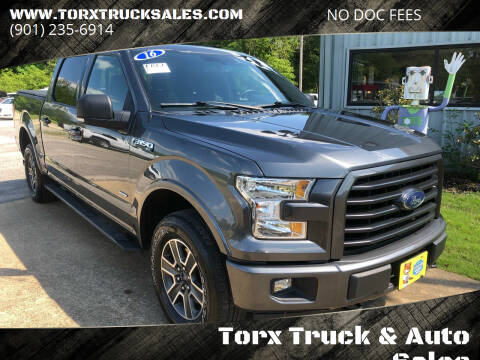 2016 Ford F-150 for sale at Torx Truck & Auto Sales in Eads TN