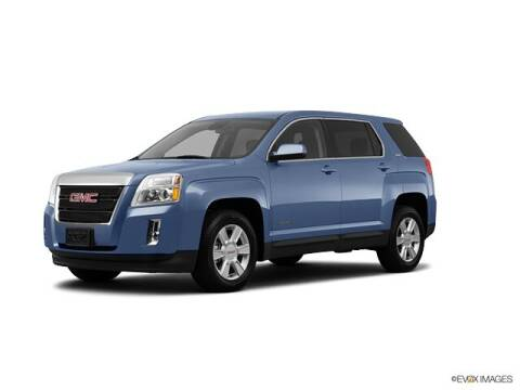 2012 GMC Terrain for sale at Meyer Motors in Plymouth WI