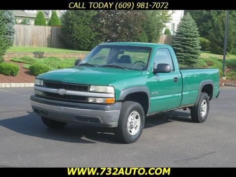 2001 Chevrolet Silverado 2500 for sale at Absolute Auto Solutions in Hamilton NJ