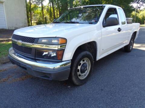 2006 Chevrolet Colorado for sale at Liberty Motors in Chesapeake VA