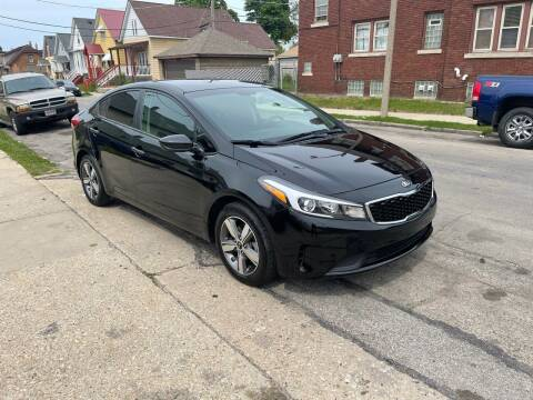 2018 Kia Forte for sale at Trans Auto in Milwaukee WI