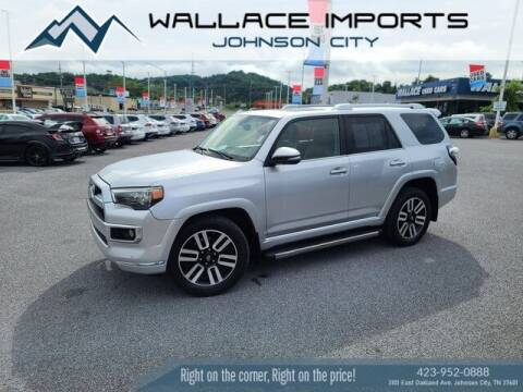 2014 Toyota 4Runner for sale at WALLACE IMPORTS OF JOHNSON CITY in Johnson City TN