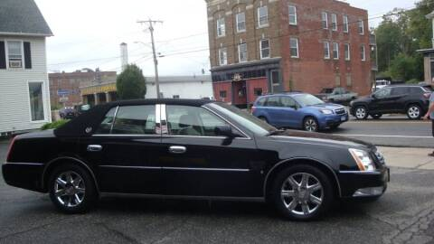 2007 Cadillac DTS for sale at ROSS MOTOR CARS in Torrington CT
