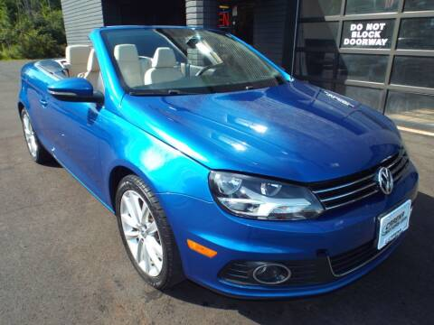 2012 Volkswagen Eos for sale at Carena Motors in Twinsburg OH