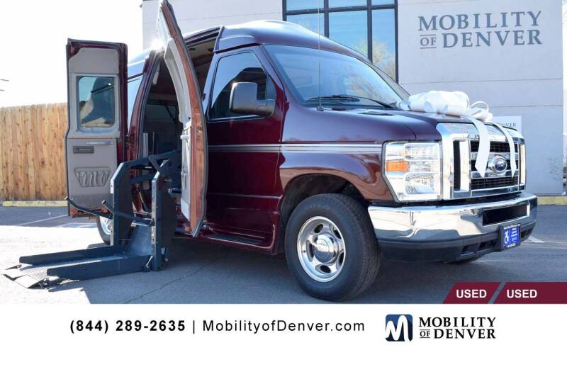 2009 Ford E-Series Cargo for sale at CO Fleet & Mobility in Denver CO