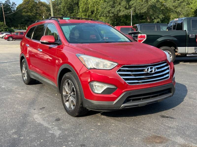 2013 Hyundai Santa Fe for sale at Luxury Auto Innovations in Flowery Branch GA