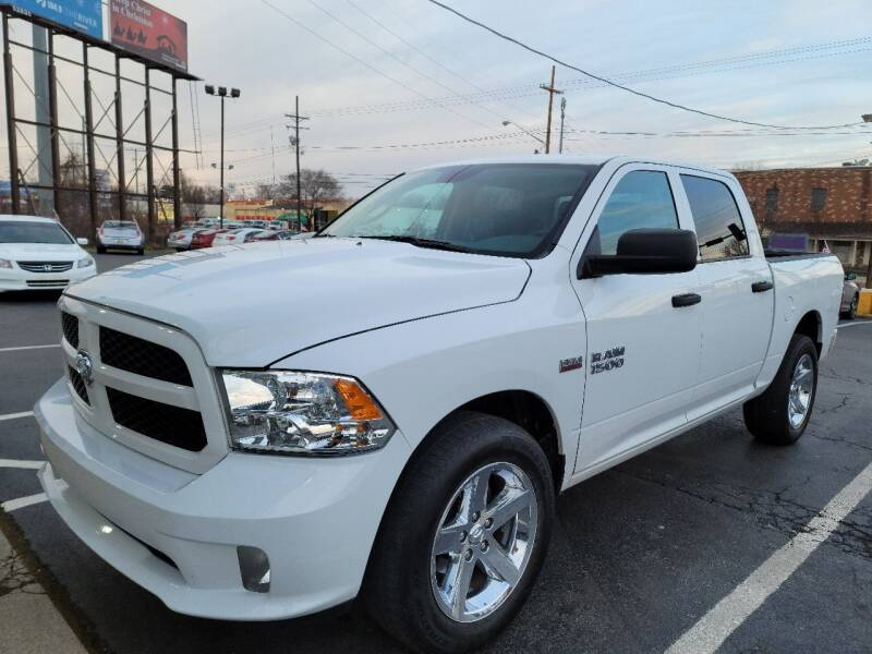 2017 RAM Ram Pickup 1500 for sale at Shaddai Auto Sales in Whitehall OH