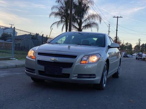 2012 Chevrolet Malibu for sale at ZaZa Motors in San Leandro CA