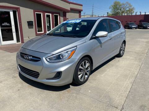 2016 Hyundai Accent for sale at Sexton's Car Collection Inc in Idaho Falls ID