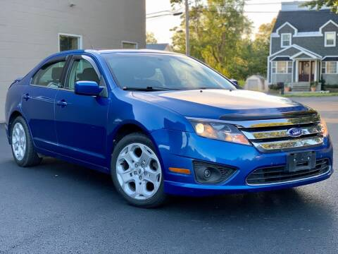 2011 Ford Fusion for sale at Pak Auto Corp in Schenectady NY