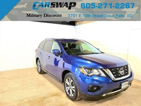 2019 Nissan Pathfinder for sale at CarSwap in Sioux Falls SD